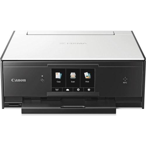 small resolution of canon pixma ts9020 inkjet multifunction printer color photo print desktop walmart com