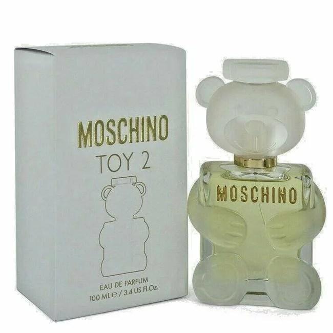 Moschino Toy 2 Eau De Parfum Spray, Perfume for Women, 3.4 Oz