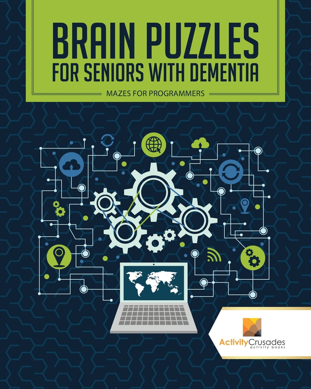 Brain Puzzles For Seniors With Dementia Mazes For