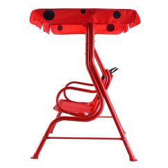 Swing Chair Dragon Mart Wood Child Rocking Kids Patio With Canopy And Large Size Of