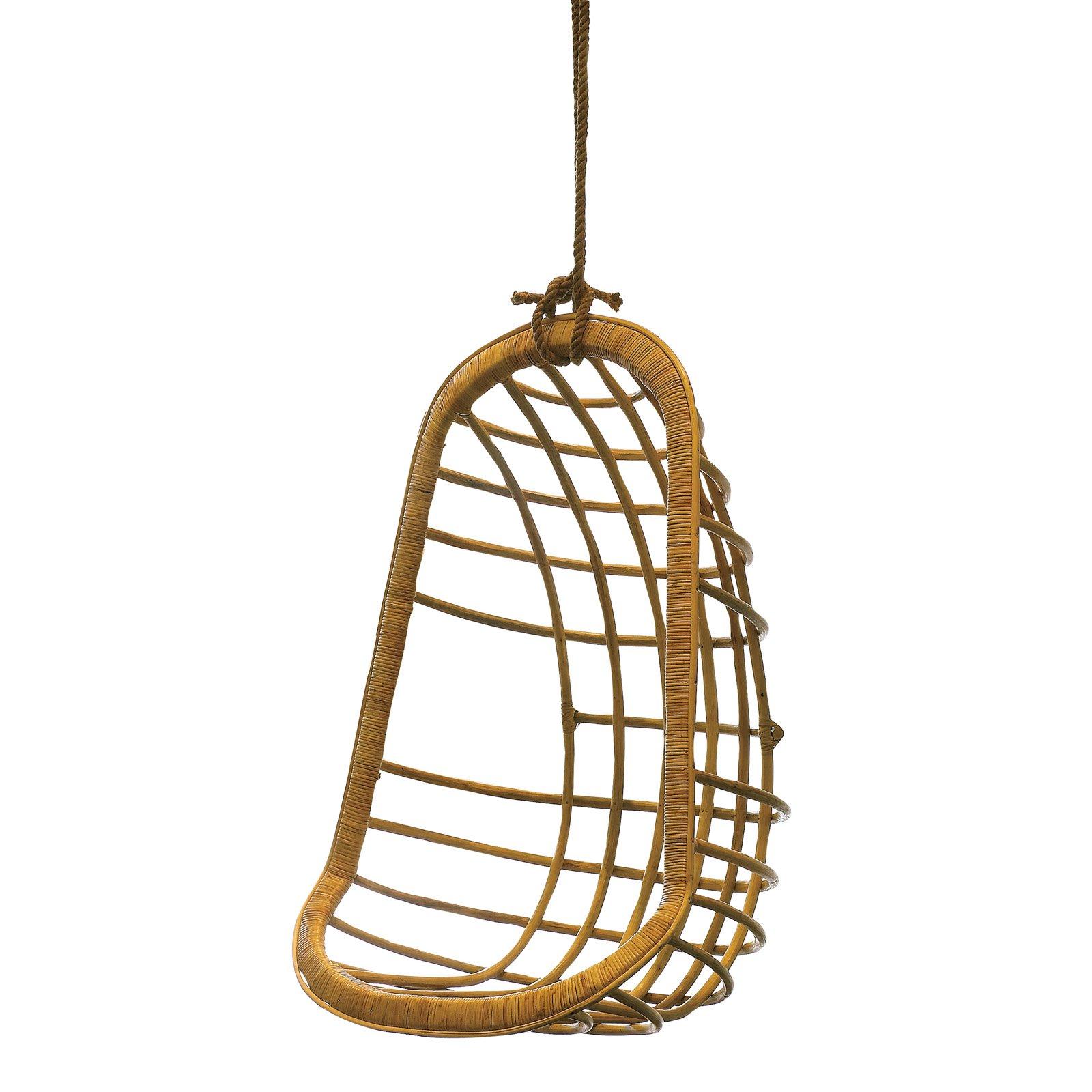 hanging rattan chair desk with footrest passport collection walmart com