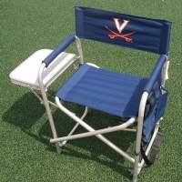 Rivalry NCAA Collegiate Folding Directors Chair - Walmart.com