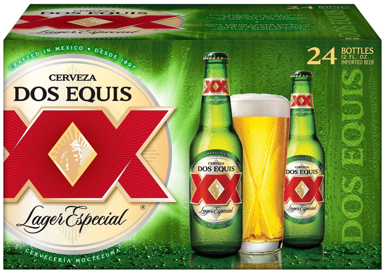 cerveza dos equis lager