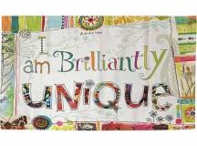 Thumbprintz Brilliantly Unique 2' X - Walmart.com