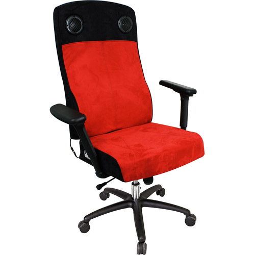 ETec Boom Office Chair with Speakers  Walmartcom