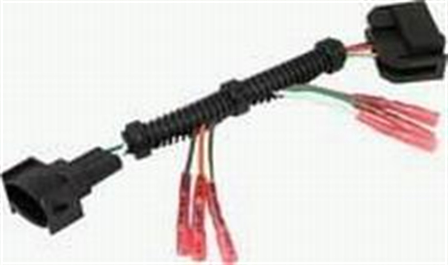 hight resolution of msd coil wire harnes