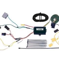 westin 2011 2014 dodge journey w led tail lights t connector harness black walmart com [ 1000 x 800 Pixel ]
