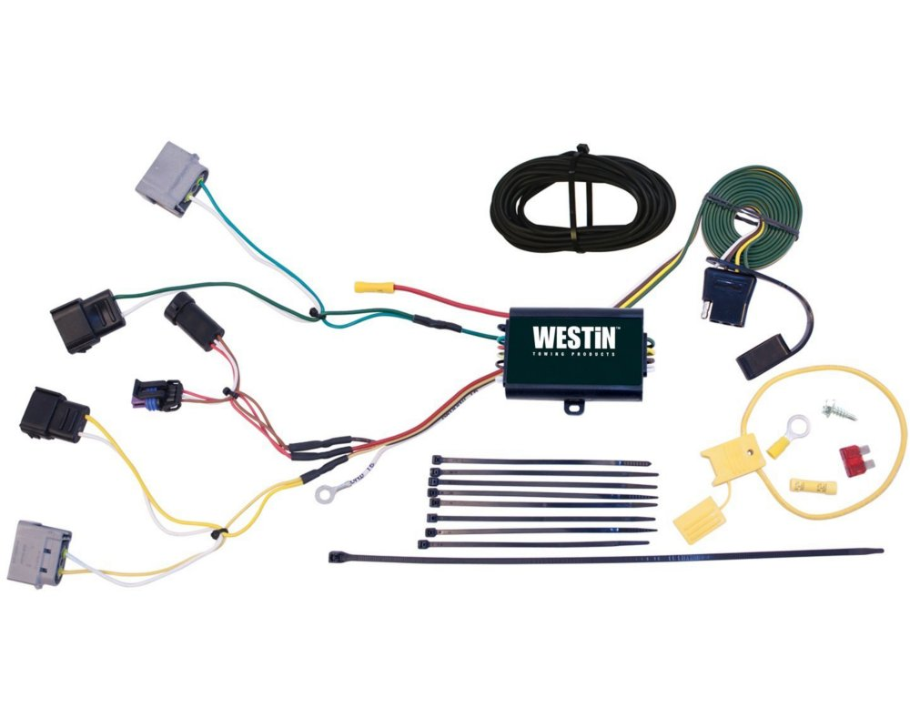hight resolution of westin 2011 2014 dodge journey w led tail lights t connector harness black walmart com
