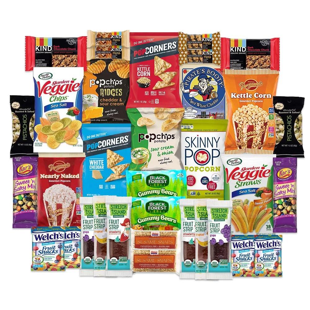 gluten free snacks care
