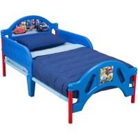 Disney - Cars Toddler Bed - Walmart.com