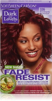 2 pack - dark and lovely fade resist