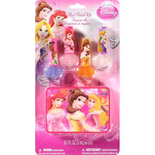disney princess nail polish kit