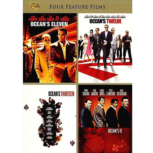 Seas are located where the land and ocean meet. 4 Film Favorites Oceans Collection Ocean S Eleven 2001 Ocean S Twelve Ocean S Thirteen Ocean S 11 1960 Walmart Com Walmart Com
