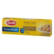 barilla angel hair pasta nutrition