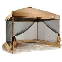 First-Up Canopy Screen Curtain, Tan - Walmart.com