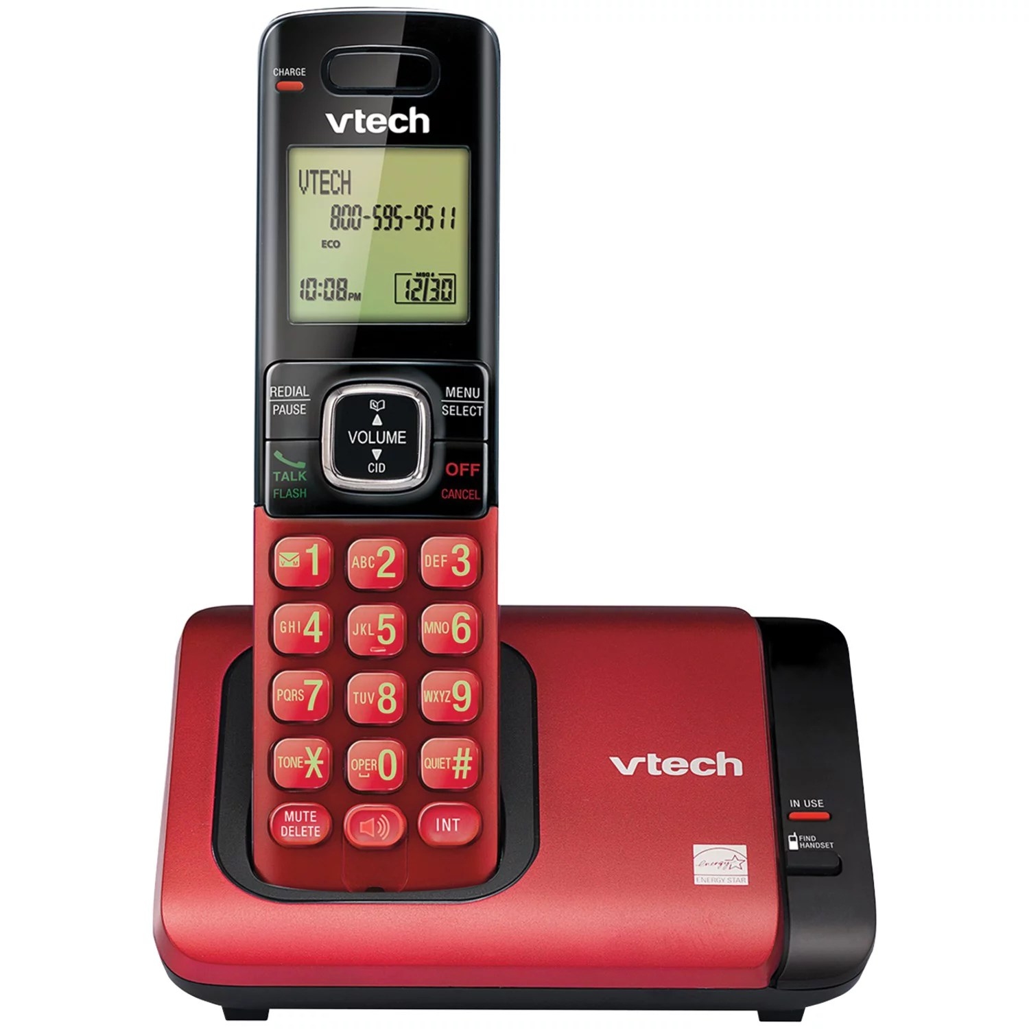 VTech CS6719-16 Cordless Phone System With Caller ID/Call