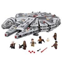 LEGO Star Wars TM Millennium Falcon 75105 - Walmart.com