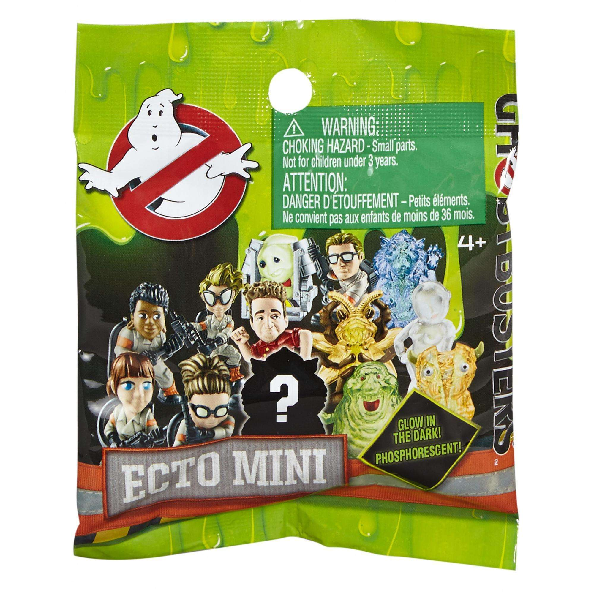 Ghostbusters Ecto Minis Assortment Styles May Vary