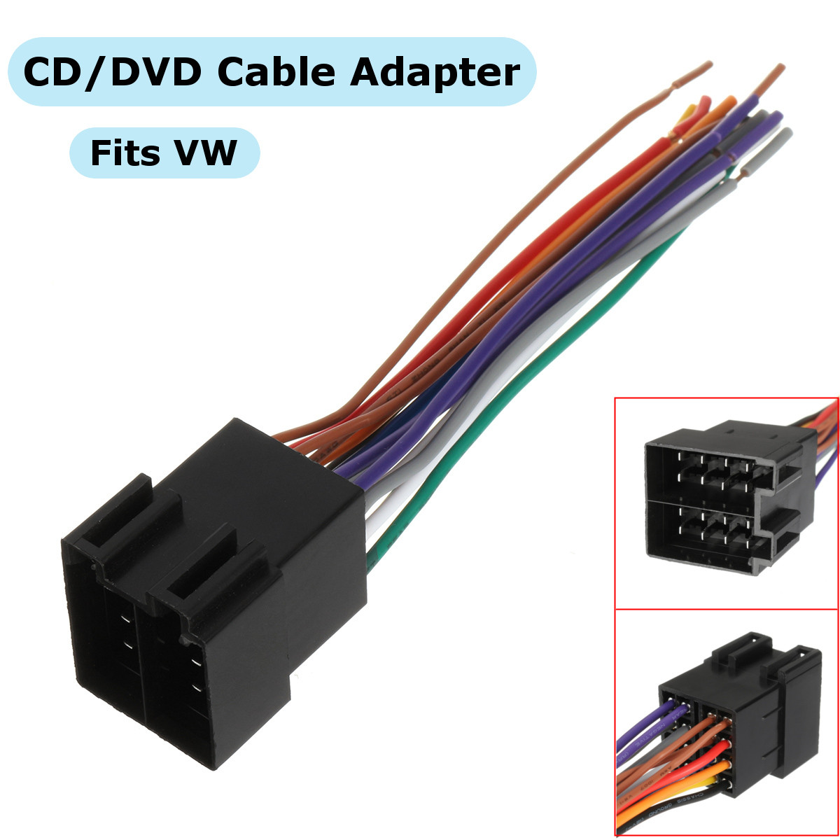small resolution of car stereo cd player wiring harness wire aftermarket radio install volkswagen car stereo cd player wiring harness wire aftermarket radio