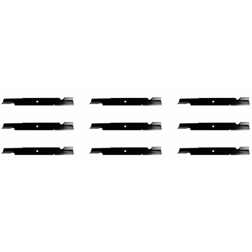 medium resolution of 9 usa mower blades for bobcat 72039b wm142180b 42180b 112243 03 61 deck walmart com
