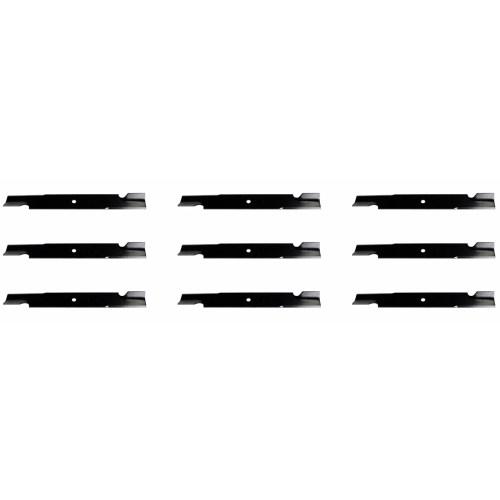 small resolution of 9 usa mower blades for bobcat 72039b wm142180b 42180b 112243 03 61 deck walmart com