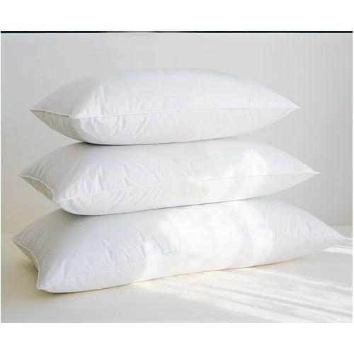 warm things supremium soft hungarian goose down pillow