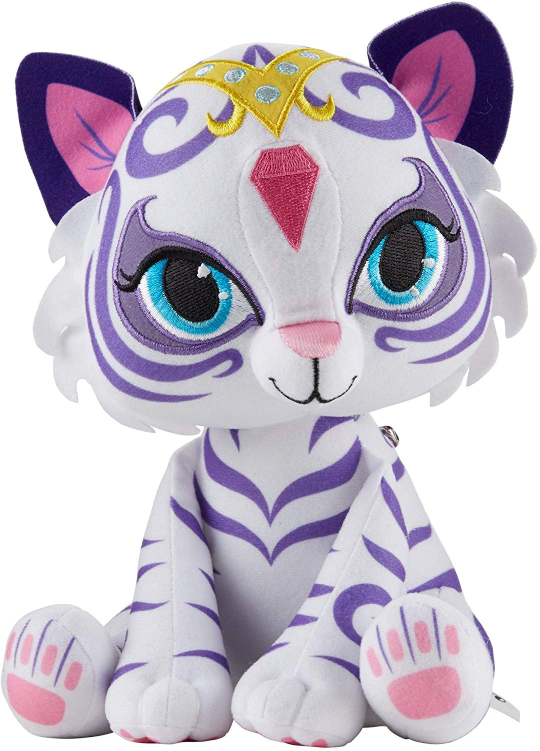 Shimmer And Shine Song : shimmer, shine, Fisher-Price, Nickelodeon, Shimmer, Shine,, Nahal,, Squeeze, Nahal', Tummy, Sounds, Song!, FisherPrice, Walmart.com