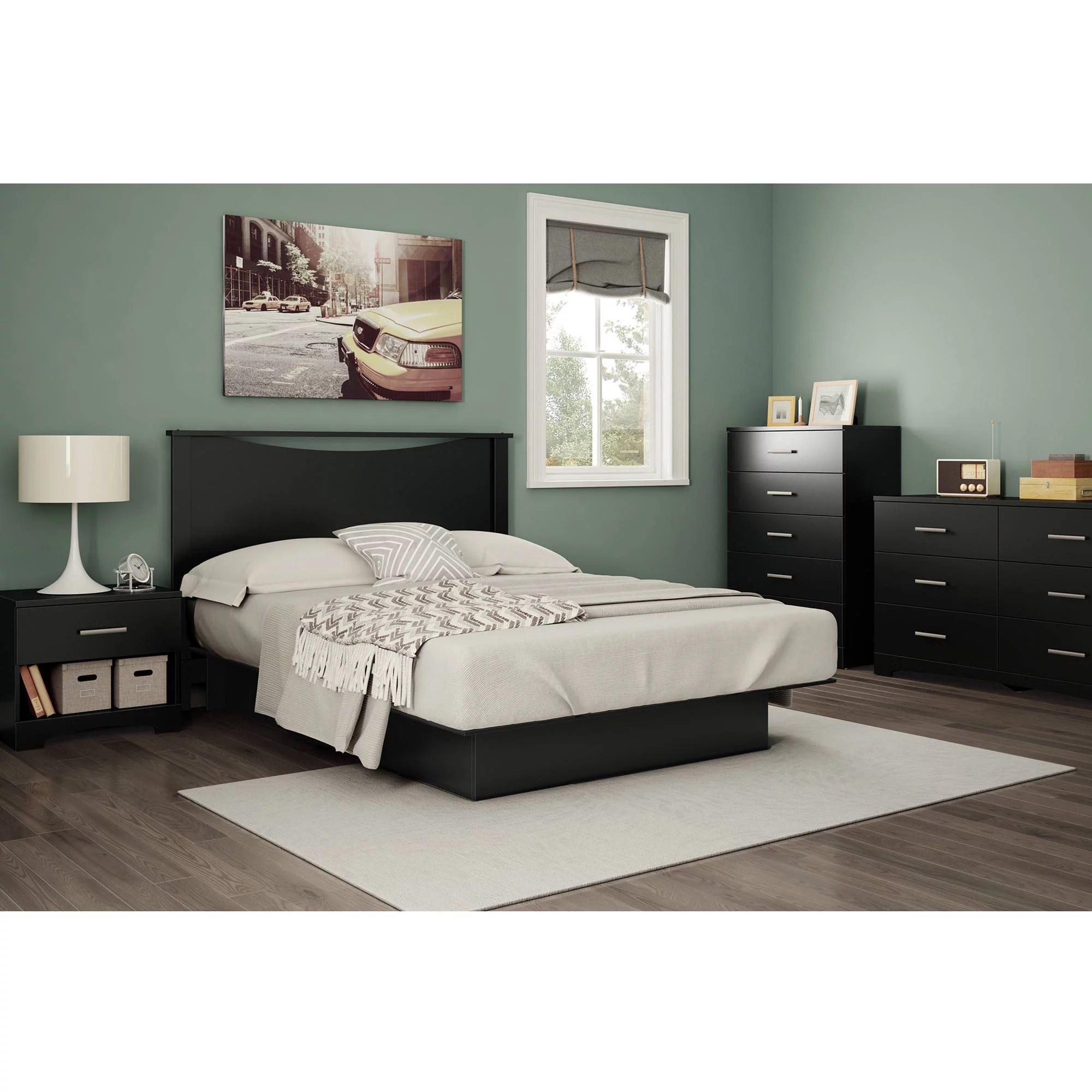 South Shore Gramercy Bedroom Furniture Collection  Walmartcom