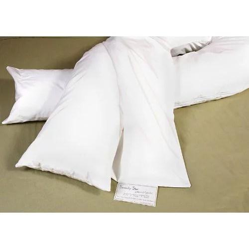 moonlight slumber gray plush pillowcase cover for comfort