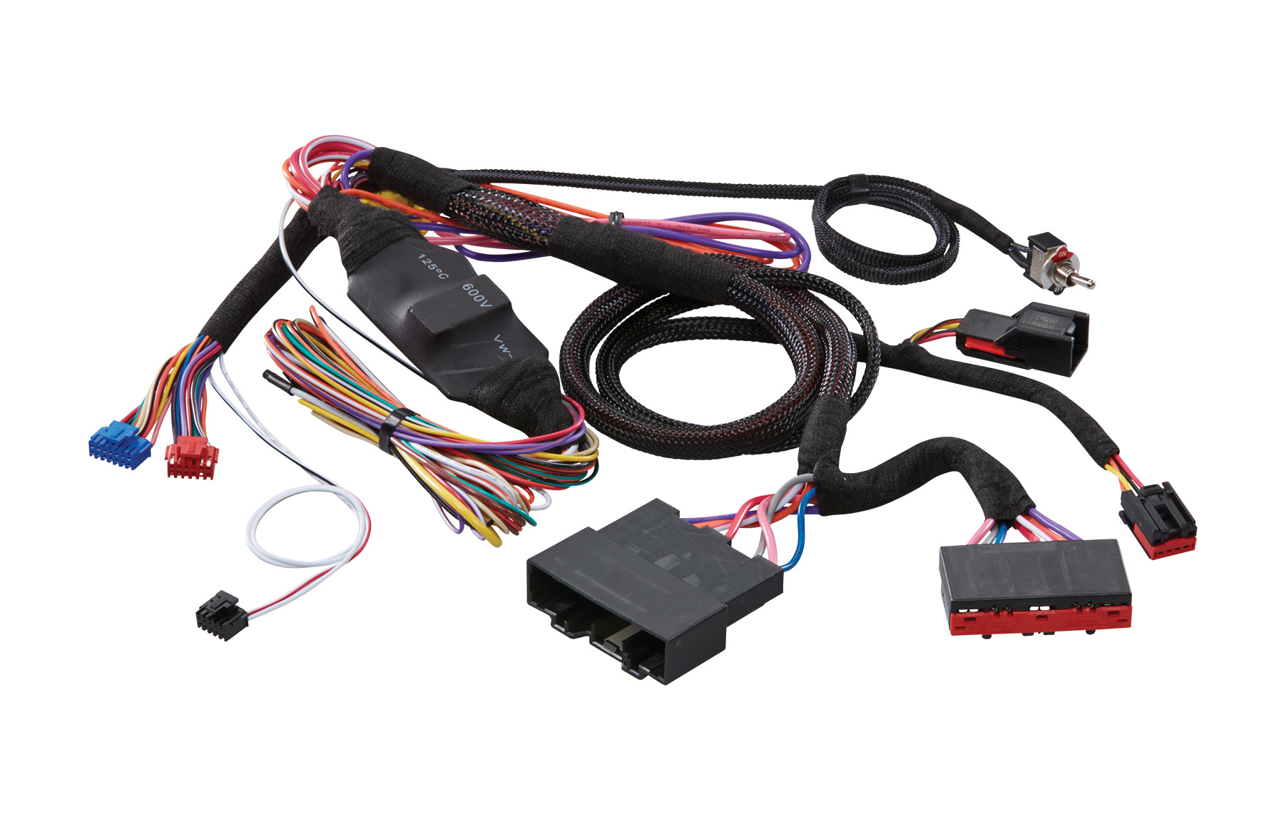 hight resolution of xpresskit thfd1 t harness solution for dball and dball2 for ford vehicles walmart com