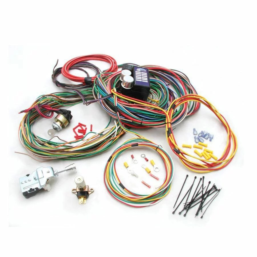 drag car wiring harness vehicle parts accessories compare 1963 buick riviera 1965 buick riviera wiring harness [ 900 x 900 Pixel ]