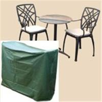 BOSMERE C511 Bistro Set Cover for Round table - 2 chairs ...