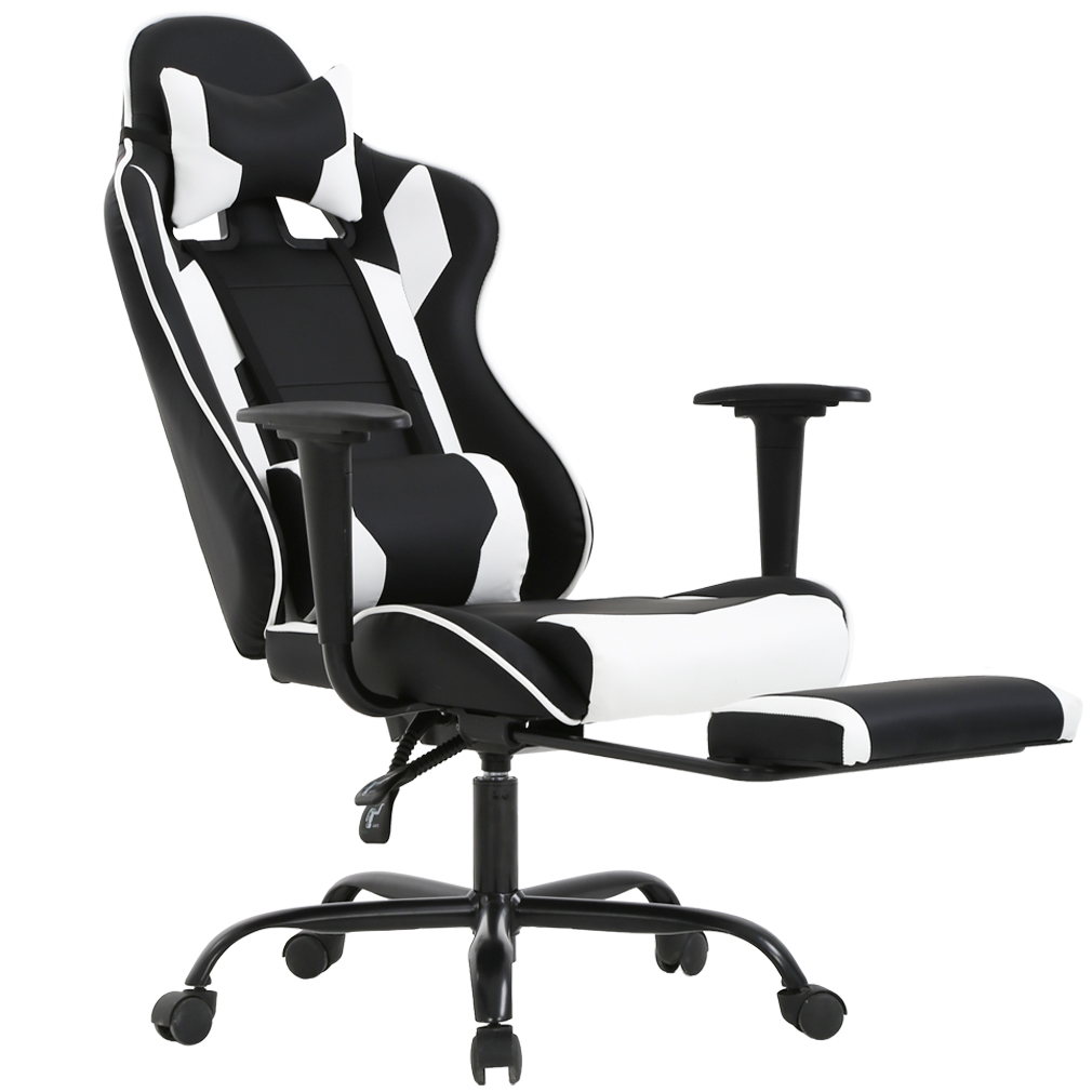 Bestoffice High Back Recliner Office Chair Computer Racing Gaming Chair Rc1 Walmart Com Walmart Com