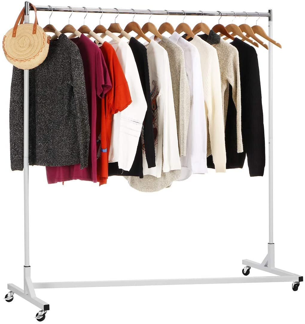 metal clothes garment rack clothing hanging rack clothing hanger 31 x31x59