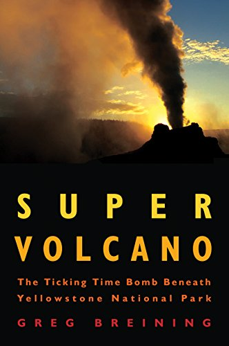Tv's Ticking Time Bomb : ticking, Super, Volcano, Ticking, Beneath, Yellowstone, National, (Paperback), Walmart.com