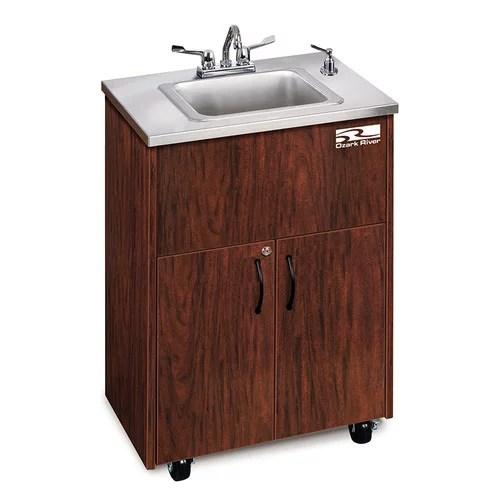 Ozark River Portable Sinks Premier Series 1D 26 x 18