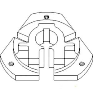 H128327 New Beater Shaft Drive Hub Fits John Deere Combine