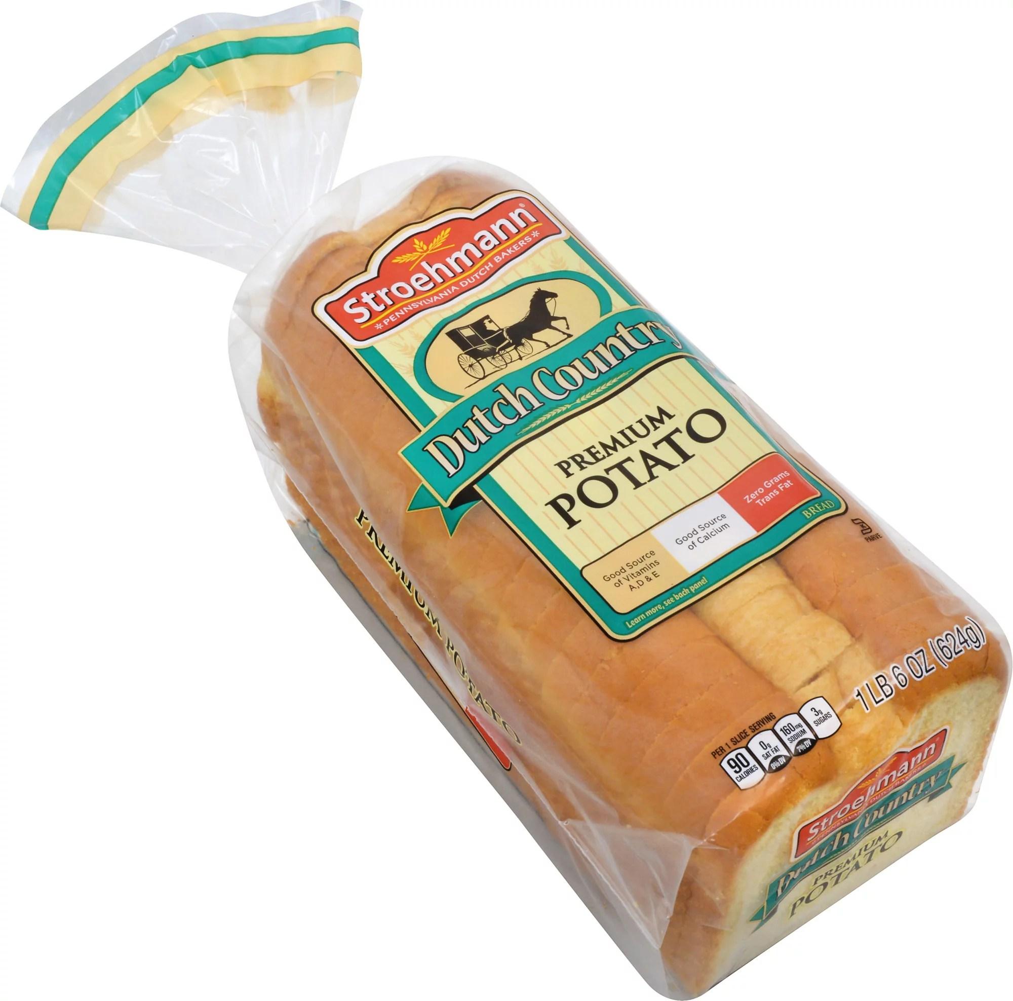 Arnold Premium Potato Bread 22 oz Walmartcom