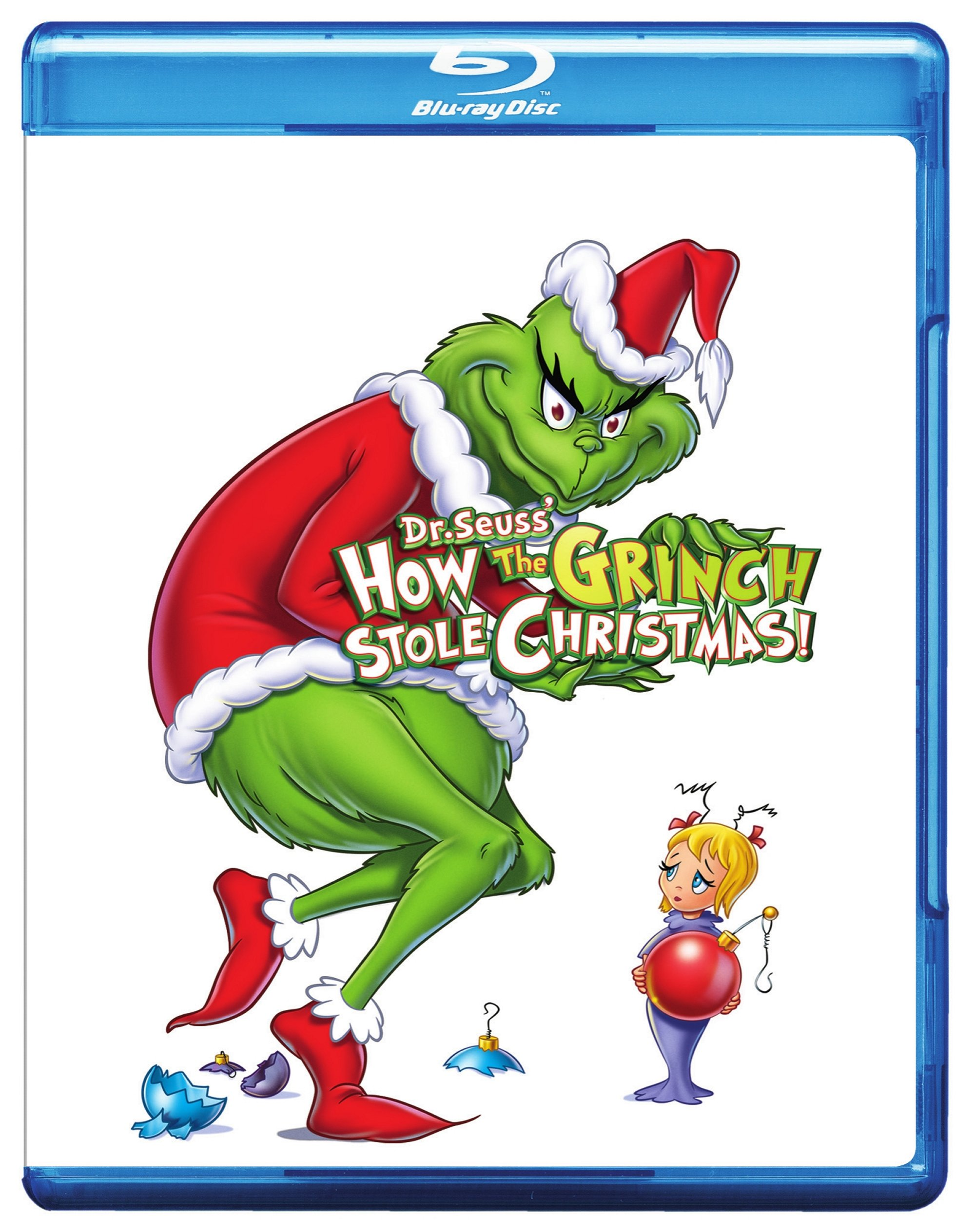 How The Grinch Stole Christmas 50th Anniversary