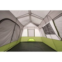 Ozark Trail 9 Person 2 Room Instant Cabin Tent with Screen ...