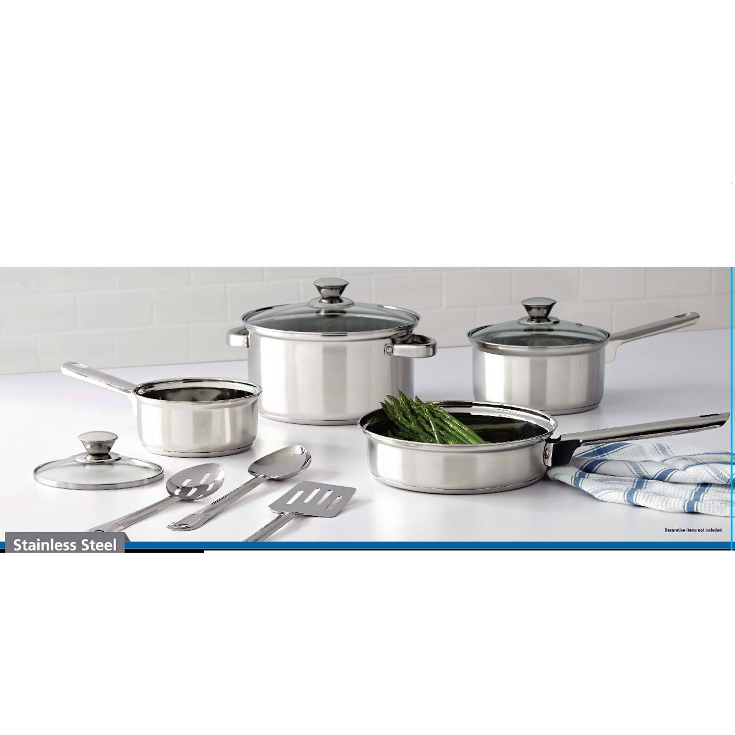 kitchen cookware sets lights menards gibson home deluxe 59 piece combo set