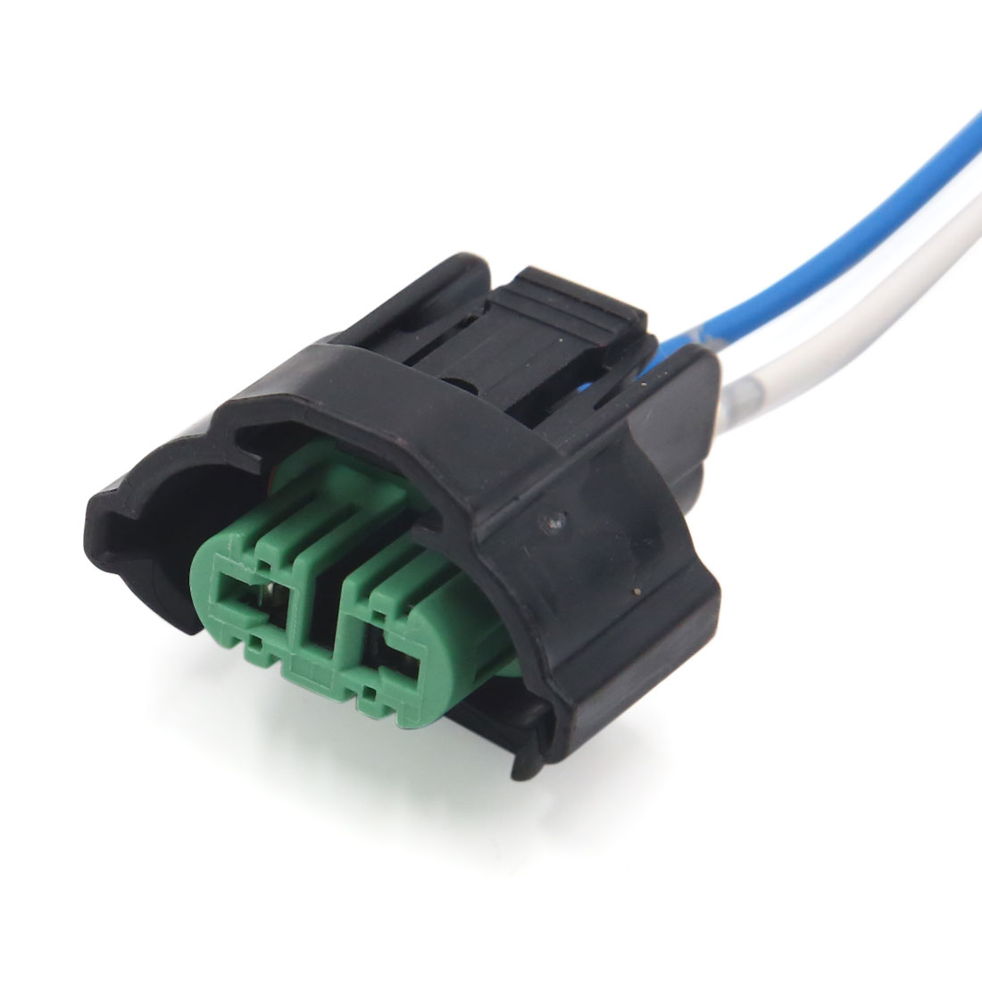 h11 bulb 2 wire car driving light headlamp wired harness socket connector [ 1100 x 1100 Pixel ]
