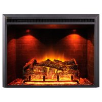 Dynasty Zero Clearance LED Electric Fireplace Insert ...
