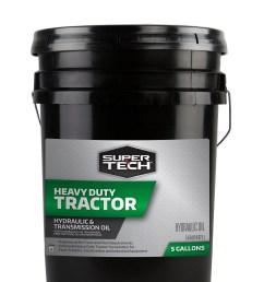 super tech heavy duty tractor hydraulic and transmission fluid walmart com [ 3459 x 4698 Pixel ]