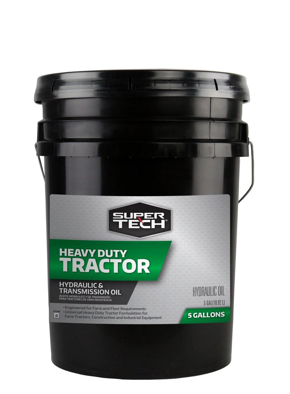 medium resolution of super tech heavy duty tractor hydraulic and transmission fluid walmart com