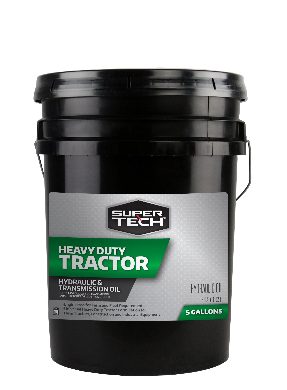 hight resolution of super tech heavy duty tractor hydraulic and transmission fluid walmart com