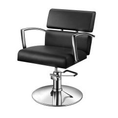All Purpose Salon Chairs White Directors Australia Baasha With Hydraulic Pump Styling Chair Black Heavy Duty Barber For Hair Stylist Walmart