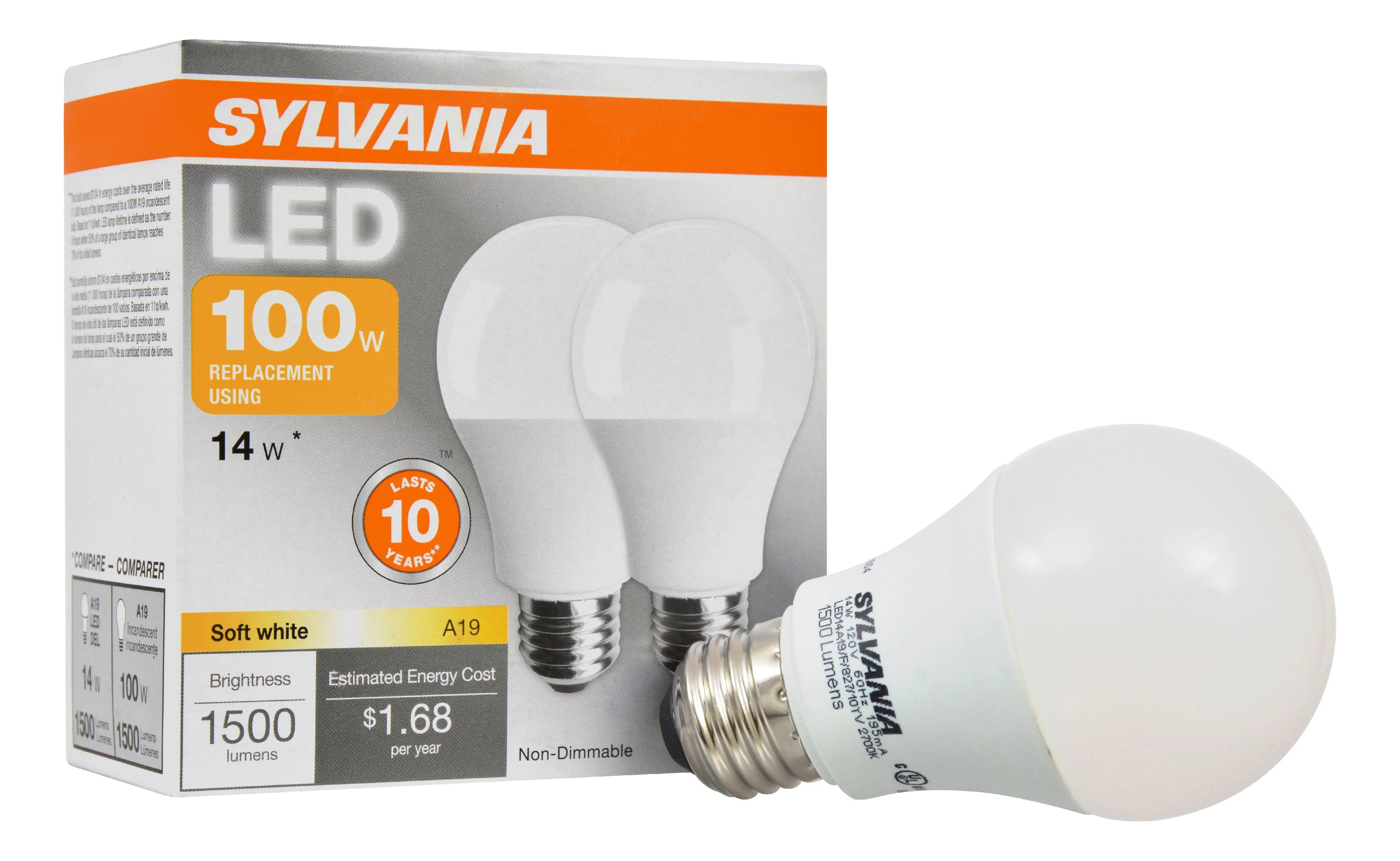 Sylvania All Light Bulbs