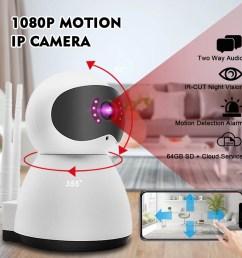 security ip camera digoo 1080p home wireless smart wifi audio cctv camera night vision two way audio app remote wireless surveillance walmart com [ 1000 x 1000 Pixel ]