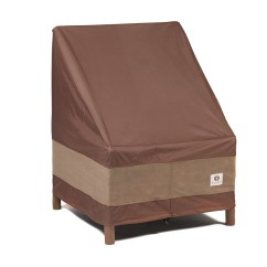 Patio Chair Covers At Walmart Wooden Camp Plans Duck Ultimate 29 In W Cover Com